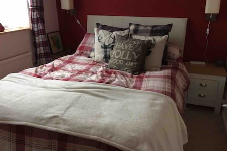 Metheringham home, private room in a cosy Bungalow