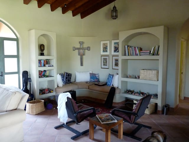 Granja Las Animas - Casa Pirul - Сан-Мигель-де-Альенде - Дом