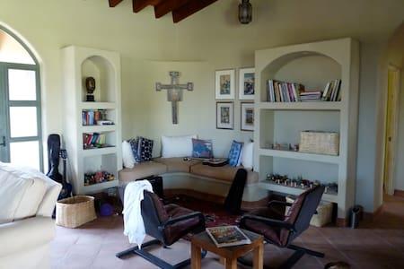 Granja Las Animas - Casa Pirul - San Miguel de Allende