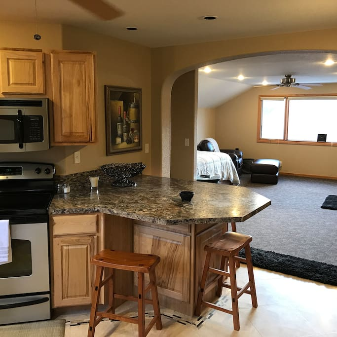 Spacious Apartments For Rent: Spacious Studio Apartment In Loveland Foothills