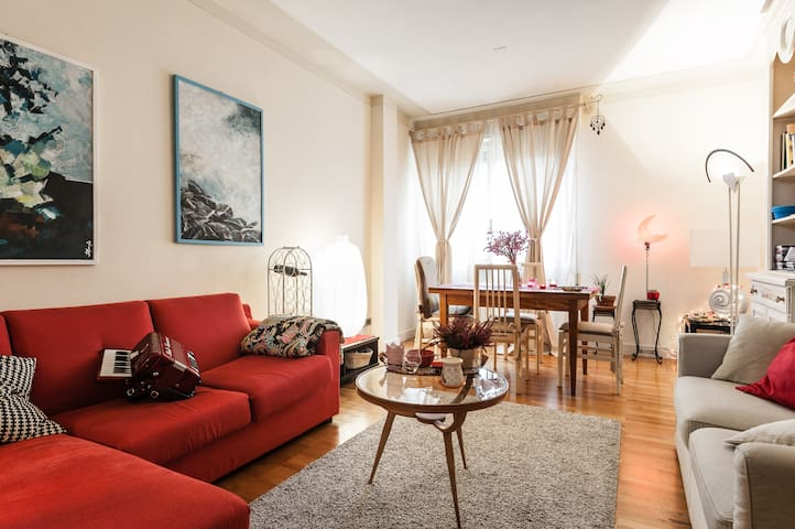Bright apartment in Tuscany - Pontedera - Apartment