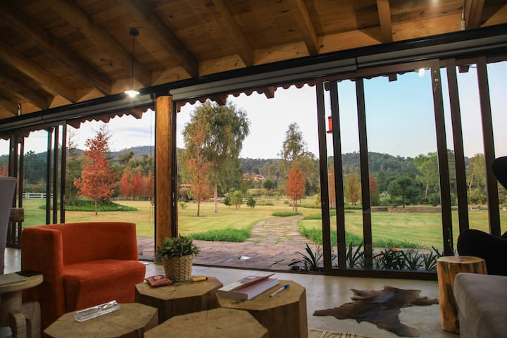 Casa en Tapalpa Country Club.
