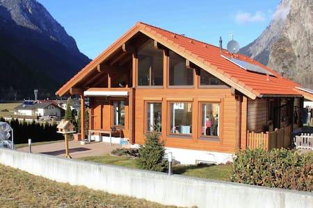 Quaint Apartment in Umhausen near Ski area