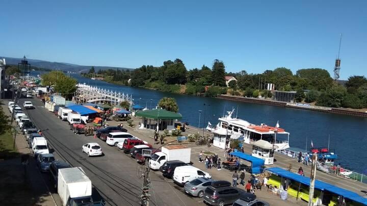 Vive Valdivia con vista y en sector privilegiado