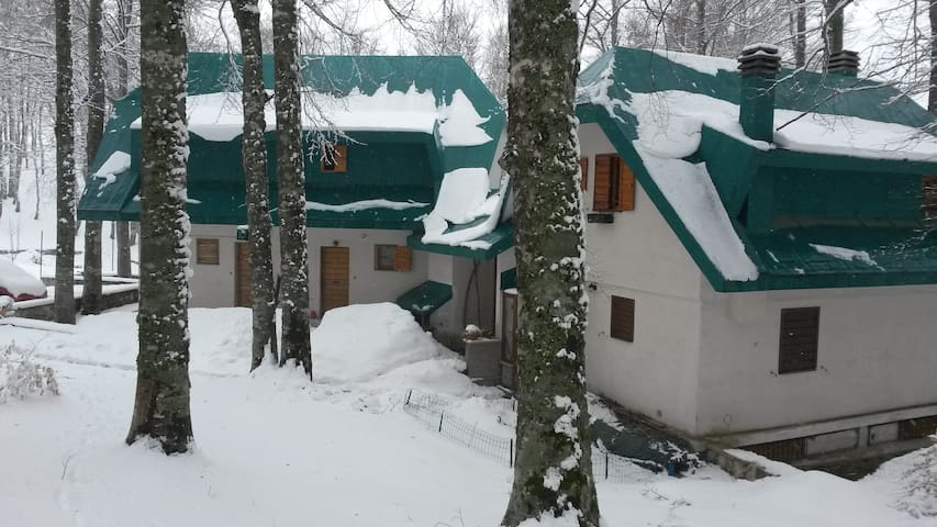 Casa di montagna al Terminillo - Pian De' Valli - Ház