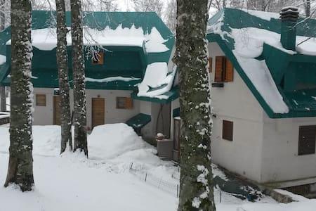 Casa di montagna al Terminillo - Pian De' Valli
