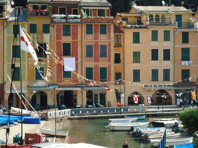 Romantico appartamento vista mare! - Portofino - Leilighet