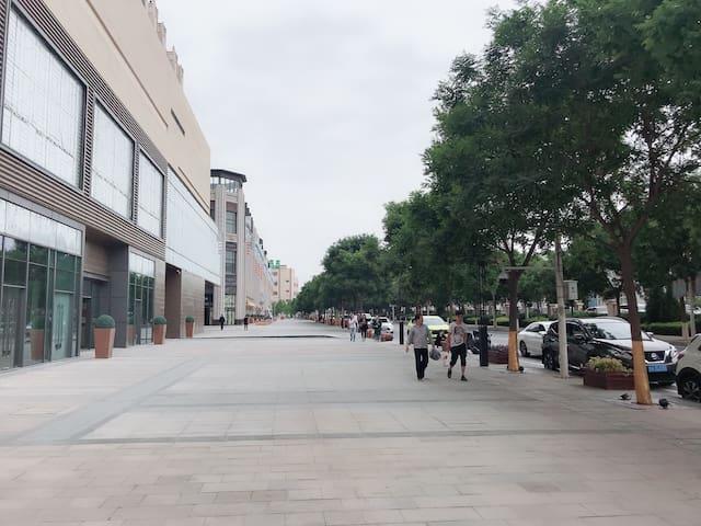 【繁宿】10/中海广场大床房整租/BRT车站/仁寿山公园