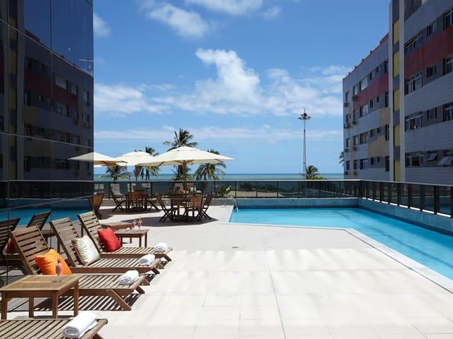 Apt Hotel - Transamérica Prestige