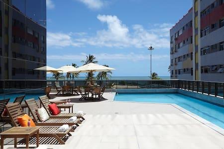 Apt Hotel - Transamérica Prestige - Recife - Leilighet