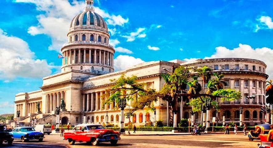 In the heart of Habana , Villa Marina ... - La Habana - Hus