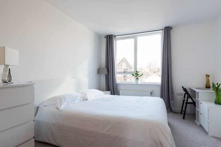Private Double Bedroom on the South Bank - Londres - Apartamento