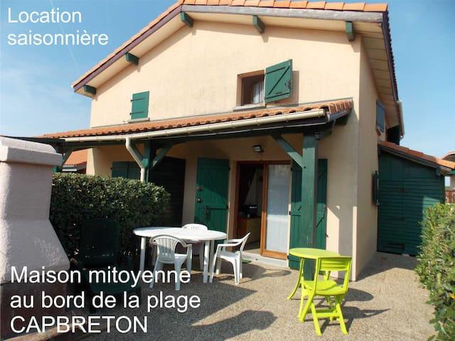 Maison au bord de la plage - Capbreton - House