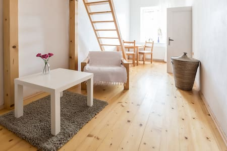COZY room near CENTER + BREAKFAST & portable WIFI - Huoneisto