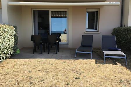 Appartement neuf pour 2 personnes en front de mer