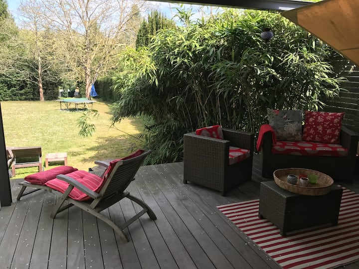 Cosy Appartement in Eltville - freshly renovated