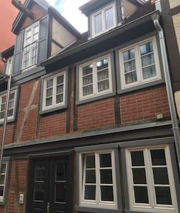Ferienwohnung am Schweriner Dom - Schwerin - Apartment