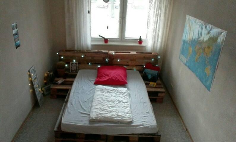 Gemütliches Zimmer Nähe Innenstadt - Neumünster - Apartment