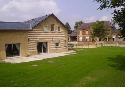 La Cure - Savigny-sur-Aisne