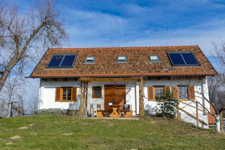Holiday cottage with 2 bedrooms on 100m² in Strem-Sumetendorf