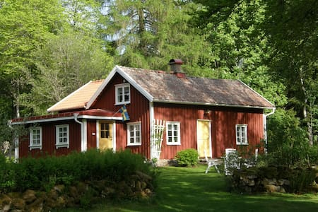 Charming cabin; Lakes & activities