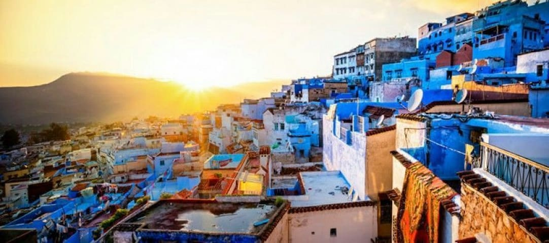 Adorable house in chef chauen city center - Chefchaouen - Dom