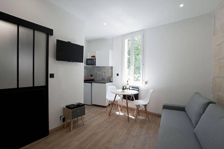 My cozy apartment II @La Roquette