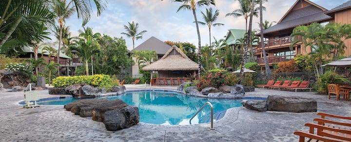 Enjoy Aloha at the Kona Hawaiian Resort