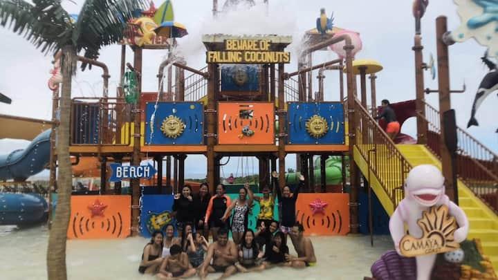 Camaya coast / beach villa