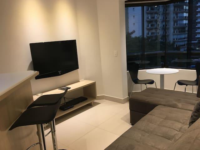 Apartamento FLAT 40 m² reformado e equipado