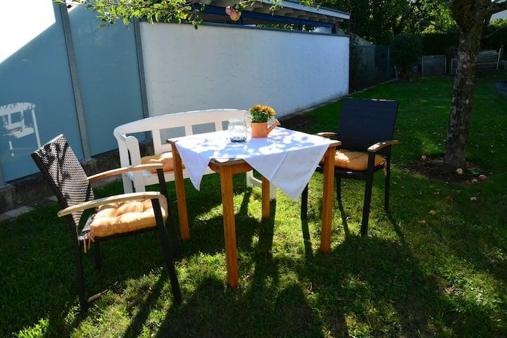 Ferienwohnung unter dem Hirschberg