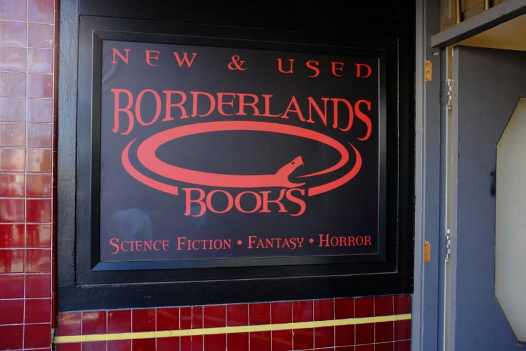 Photo of Borderlands Cafe in Mission District