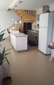 Appartement en duplex 80 m2, bien placé - Montluçon - Apartmen