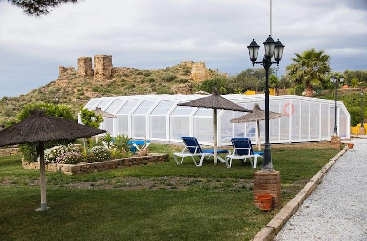 Castillo de Zalia - 1 Dormitorio