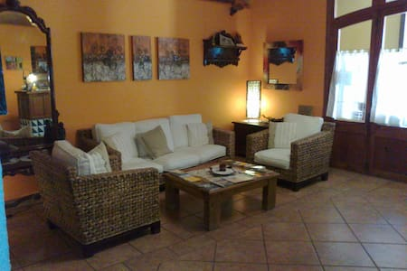 Habitacion con encanto al pie de Montserrat - Collbató - Hostel
