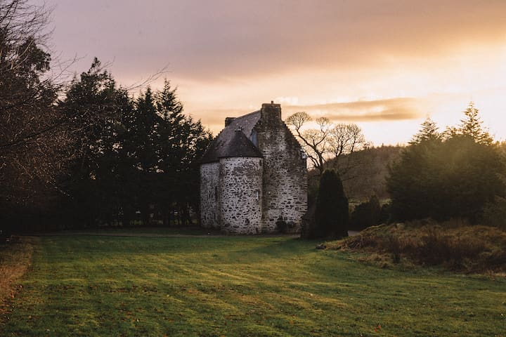 The Snug | Romantic Double Room | Kilmartin Castle