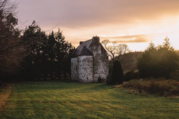 Clarke | Luxury Double Room | Kilmartin Castle