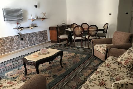 Elegant apartment in the middle of Alexandria