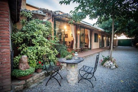 Casa Rural La Era Juanico. Entire house.