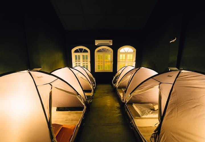Unique Tent Stay In Pekan Melayu Alor Setar