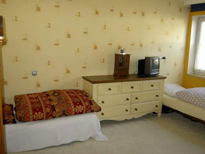 2 x Doppelzimmer in Laatzen