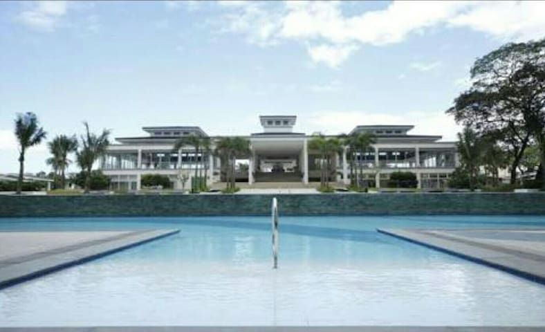 Resort Type Staycation Condominium - Quezon City - Apartamento