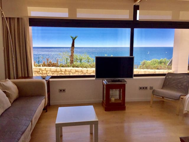 Loft a pie de playa en Altea/Calpe - Altea