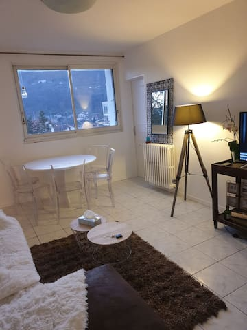 Appartement dans résidence au calme