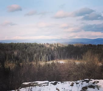 Ski Okemo and Killington.  Guesthouse with views! - Wallingford - Гостевой дом