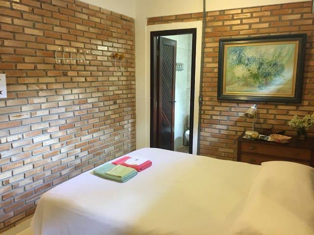 Guest House em Ilhabela - Suíte Jabaquara!