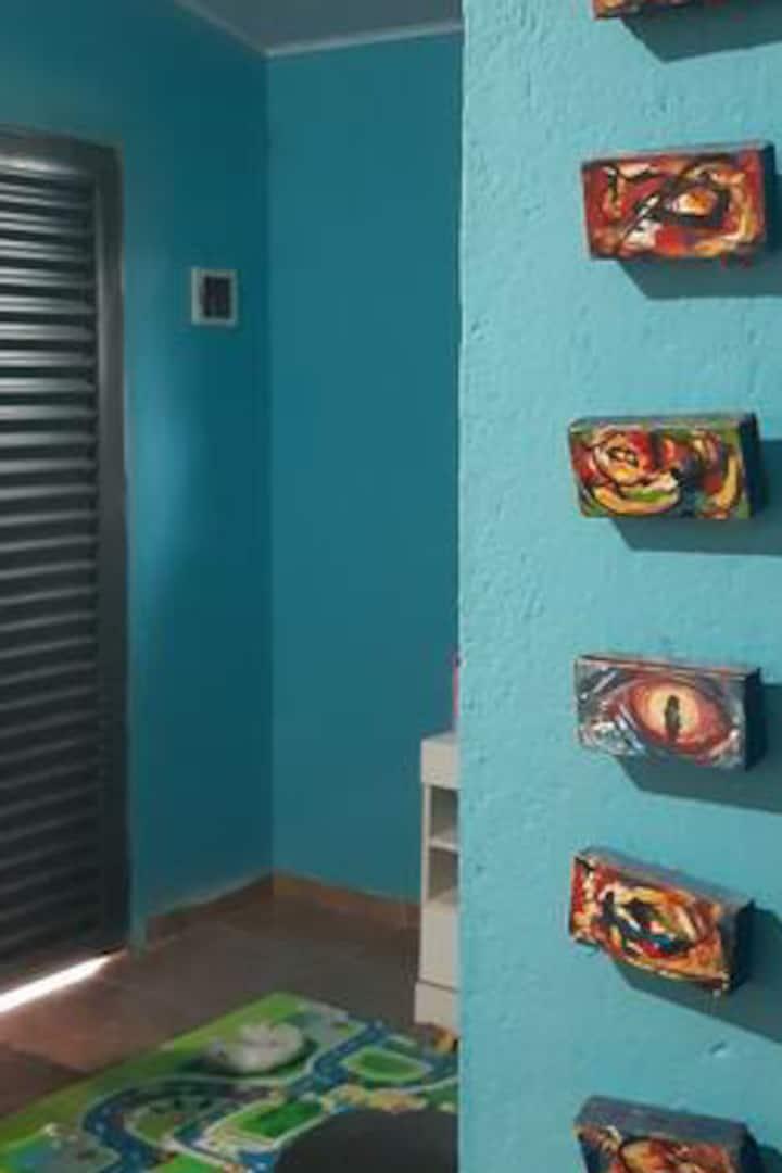 Cantinho Azul