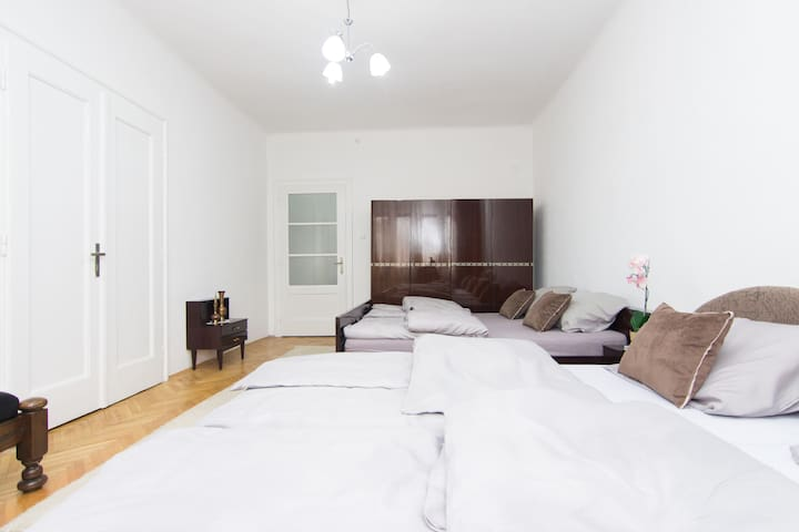 Apartman, rooms Old town residence