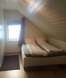 Double bedroom in Åga, Mo i Rana - Rana - Hus