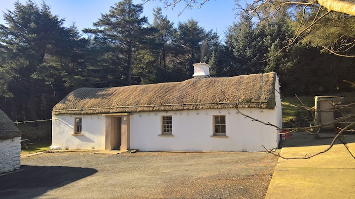 Slieve League Thatched Cottage: Golandubh carrick